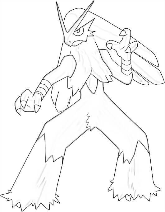 pokemon blaziken 3