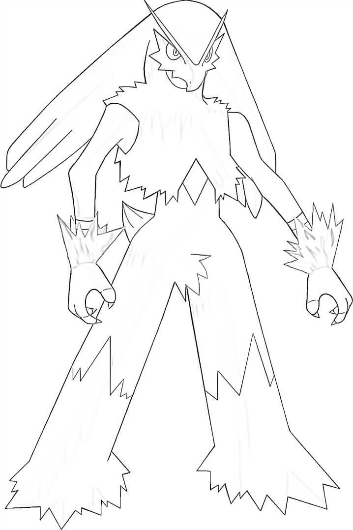 pokemon blaziken 4