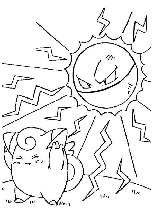 voltorb attack