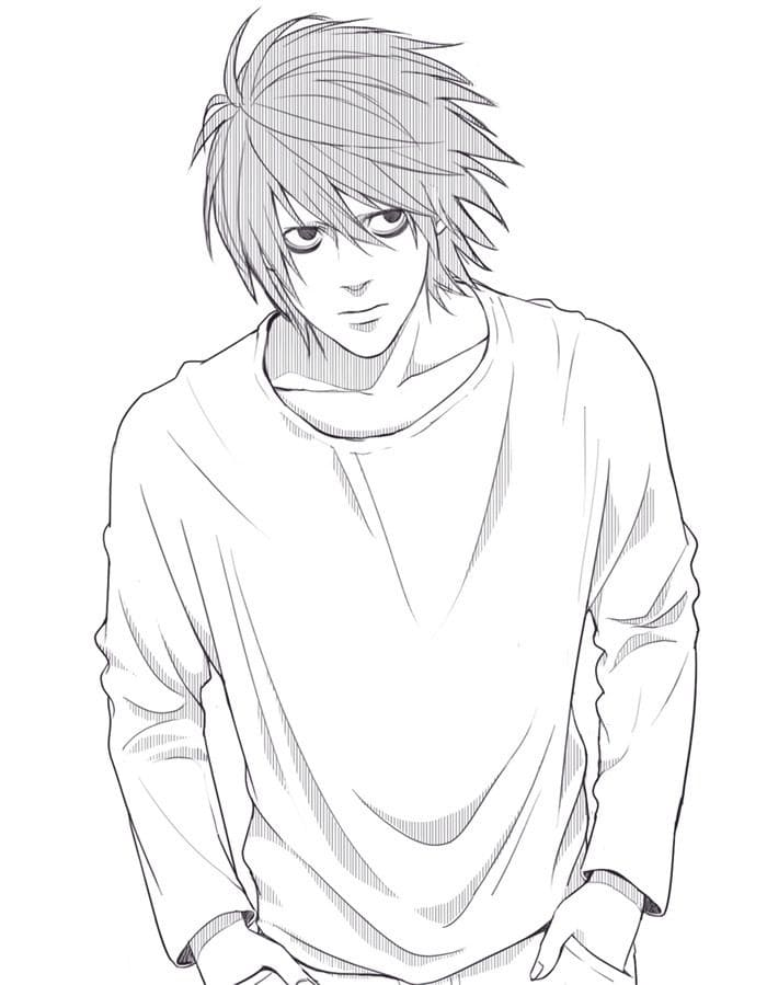 awesome l lawliet