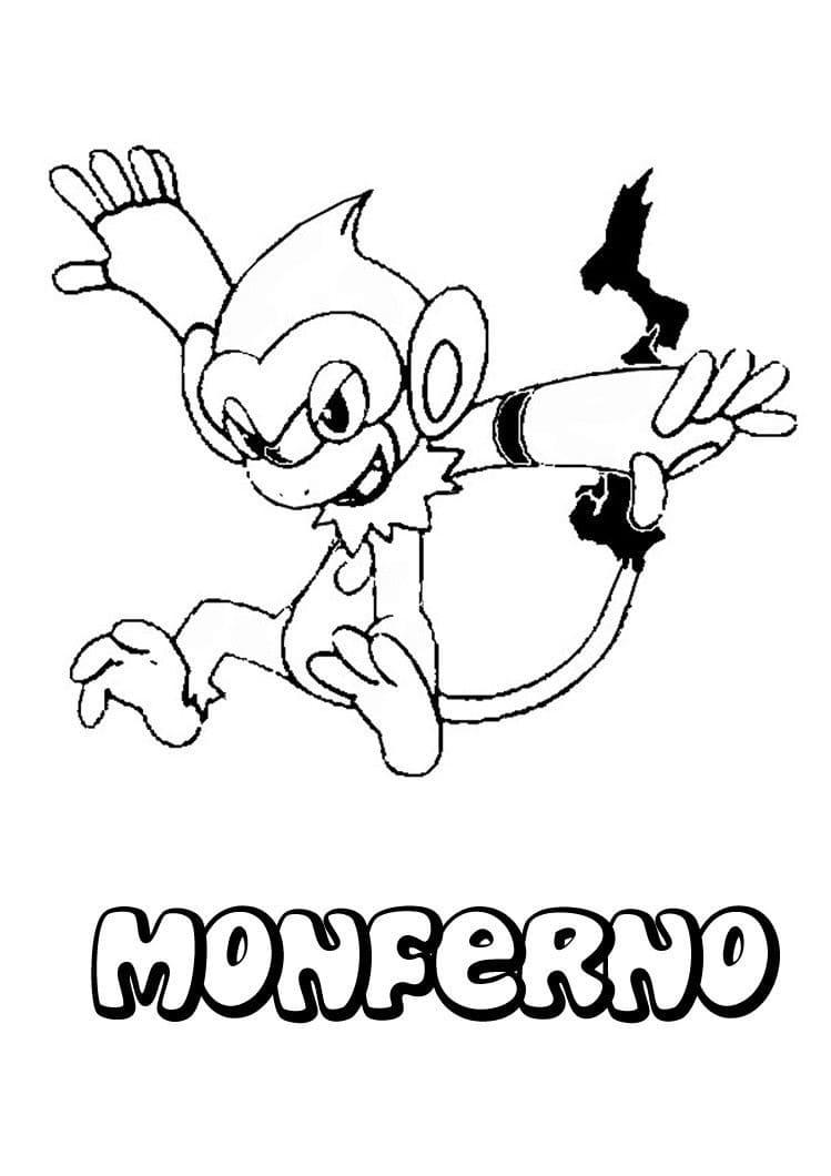 cool monferno