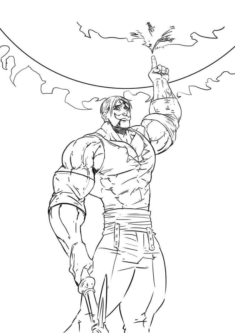 escanor's power