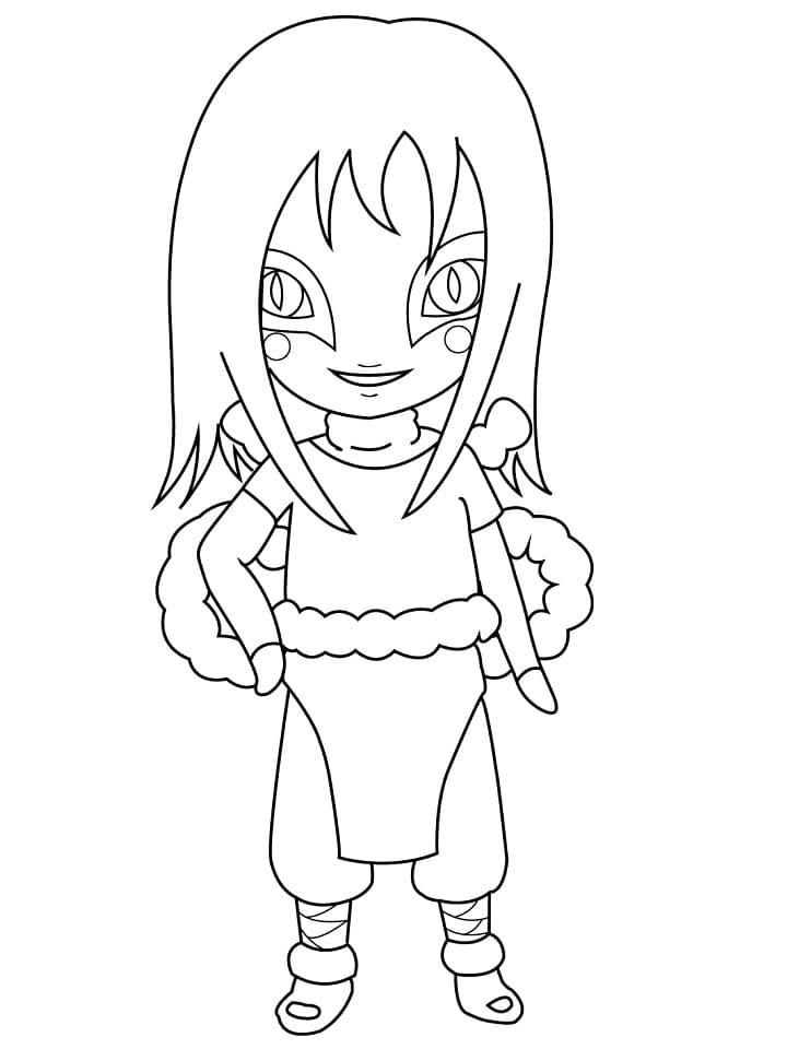 little orochimaru