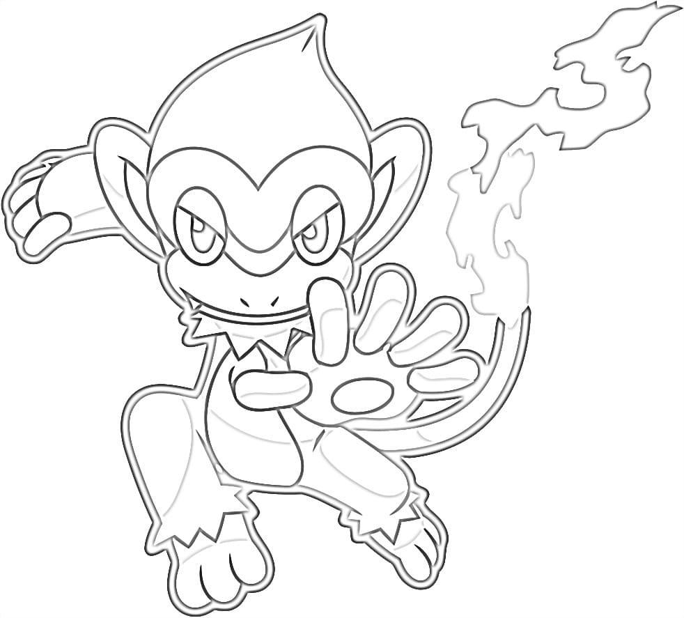 monferno pokemon