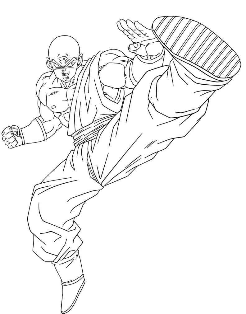 tien shinhan's kick