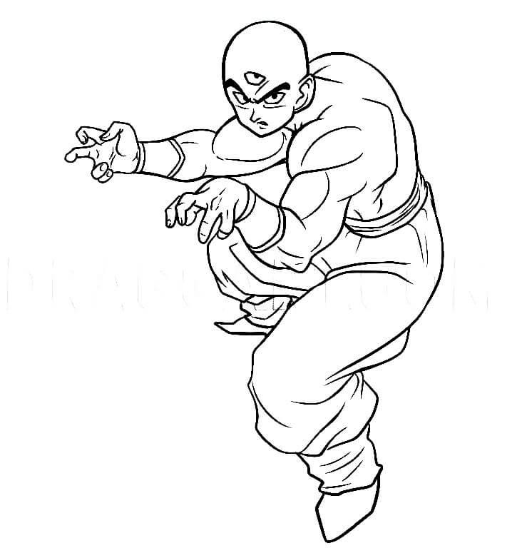 tien shinhan's martial art