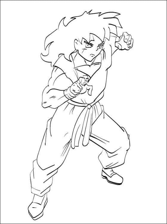 yamcha sketch