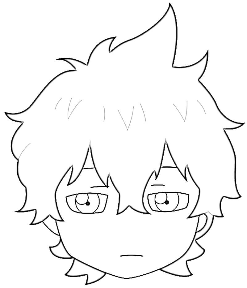 yuno chibi face