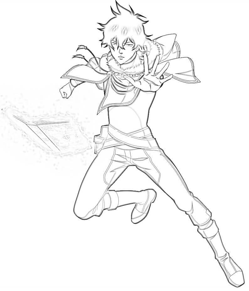 yuno fight