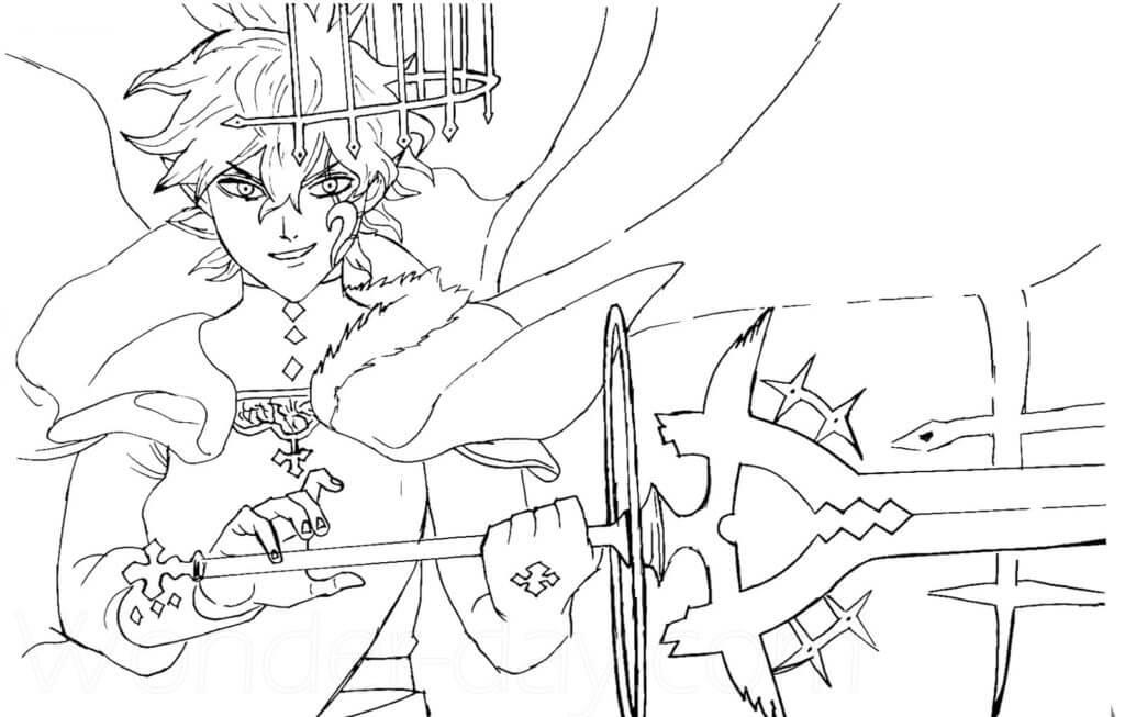 yuno's magic power
