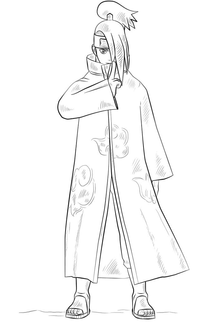 character deidara