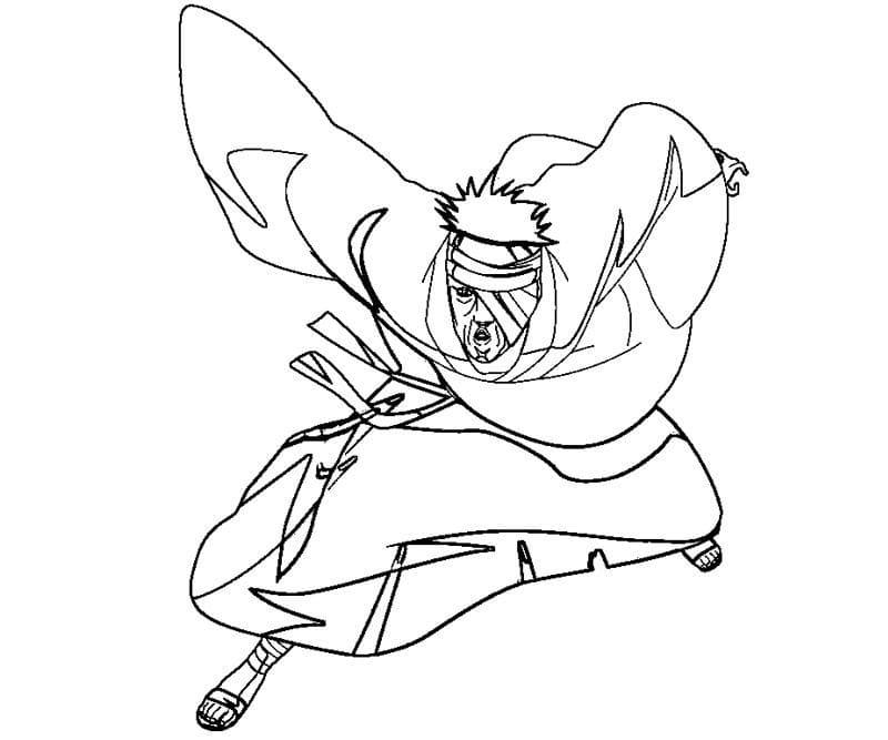 evil shimura danzo