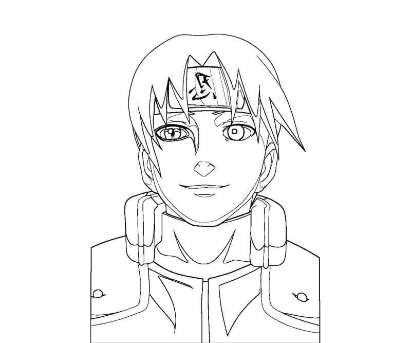 kabuto's face