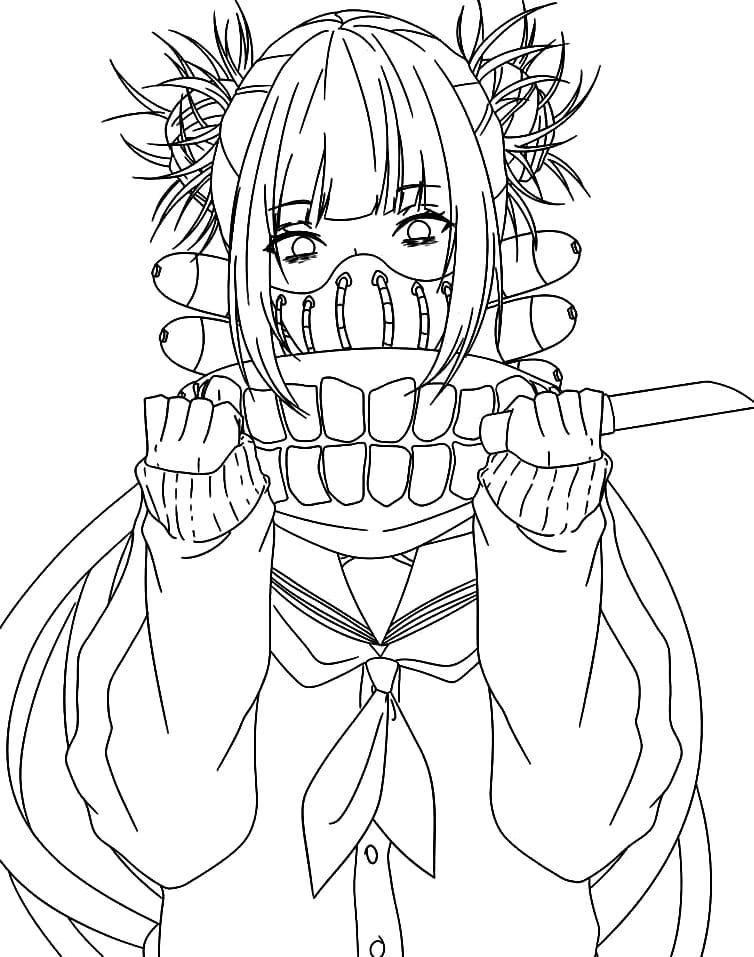 adorable toga himiko