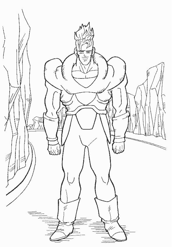 Printable Android 16 Coloring Pages