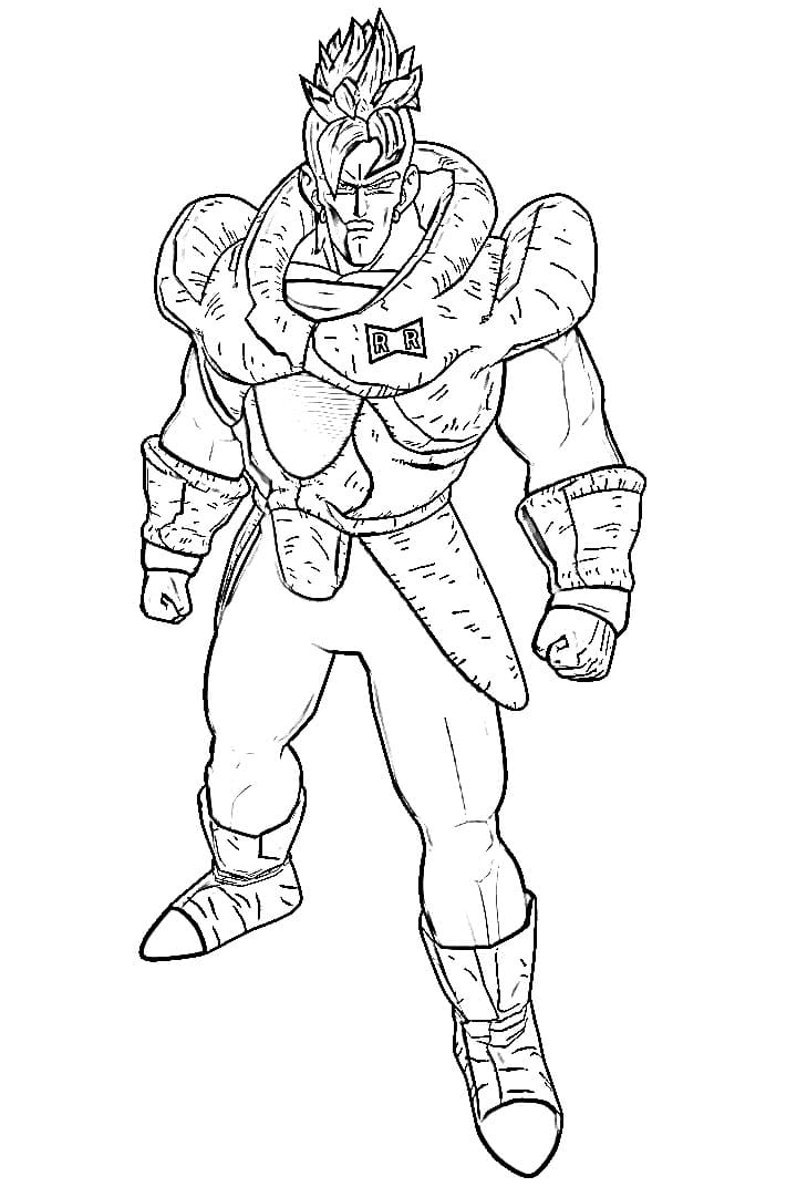android 16 standing