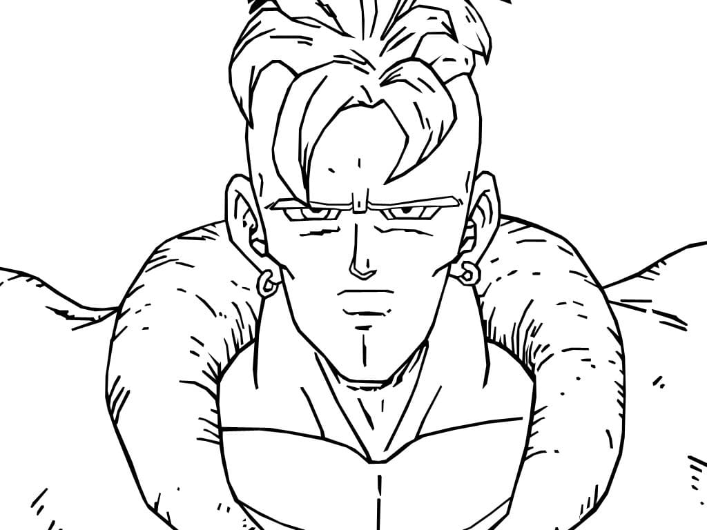 android 16's face