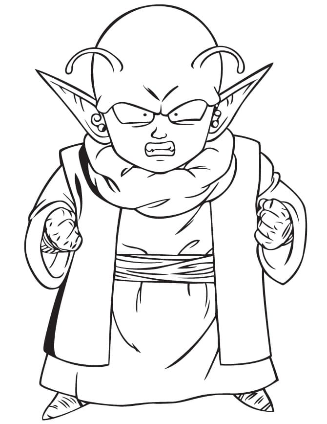 angry dende