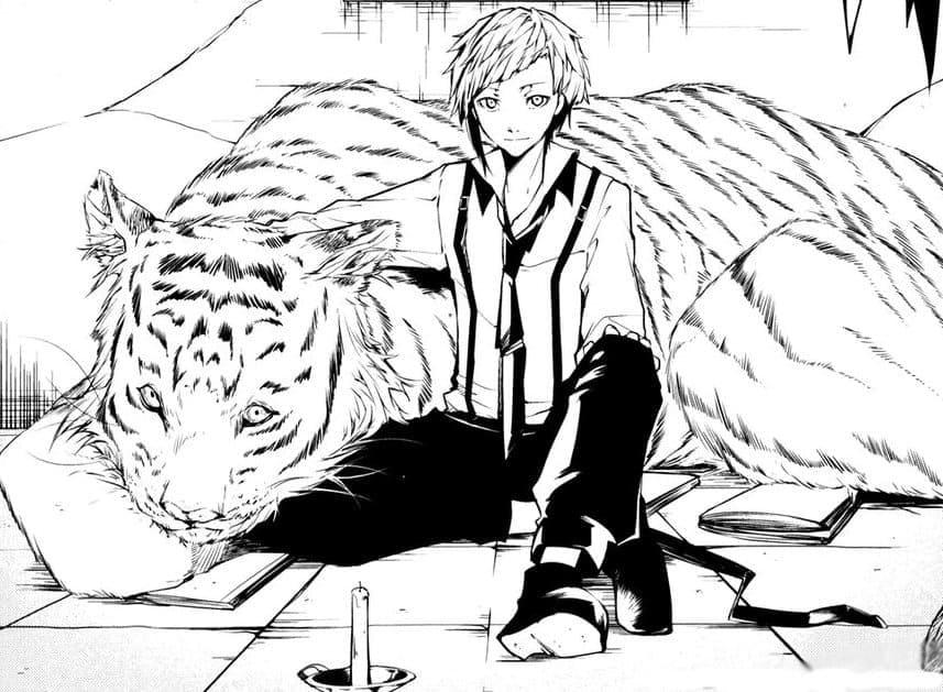 atsushi nakajima and tiger