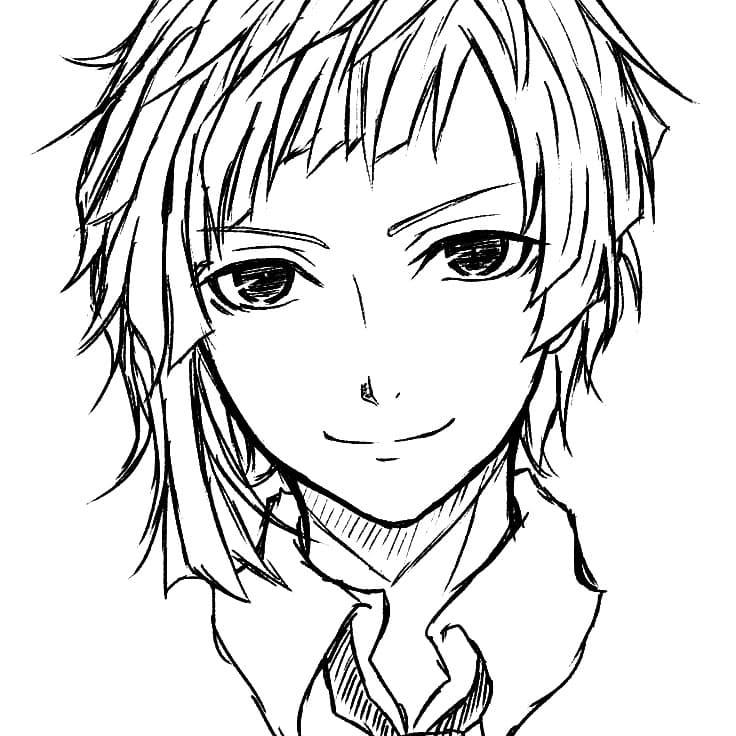 atsushi nakajima smiling