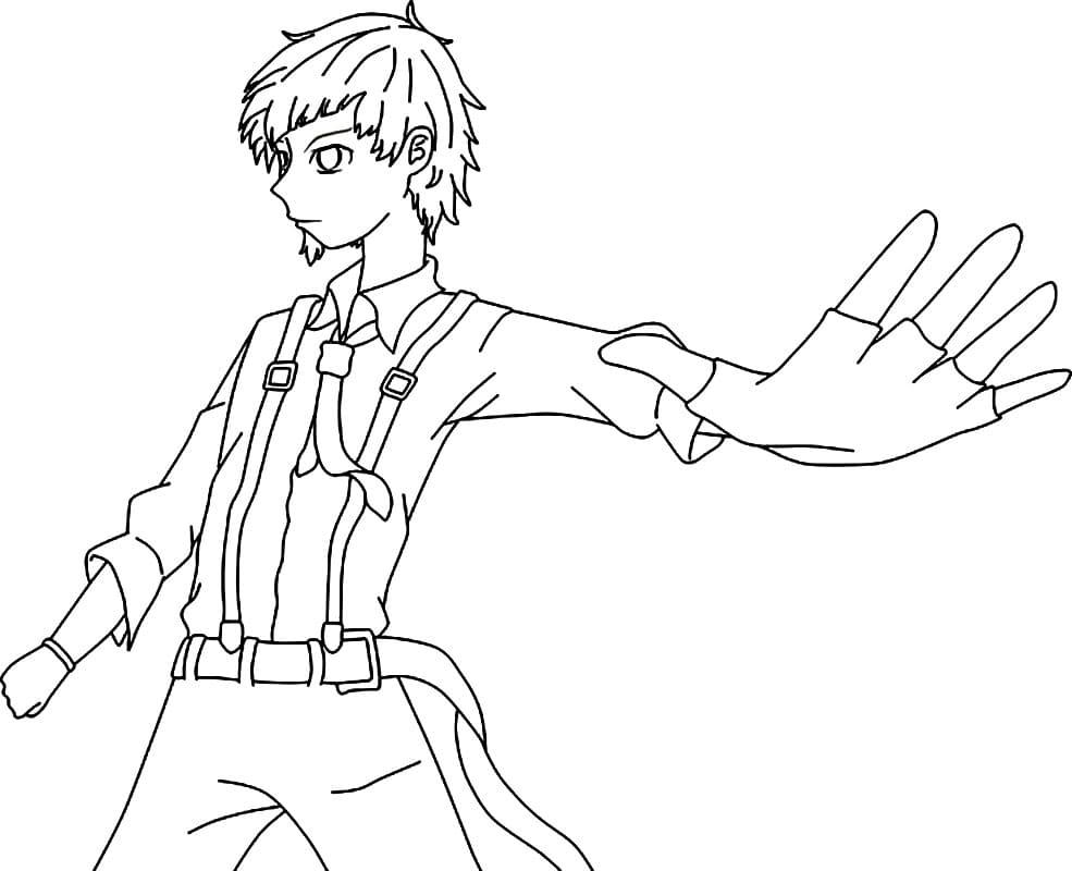 atsushi nakajima's drawing