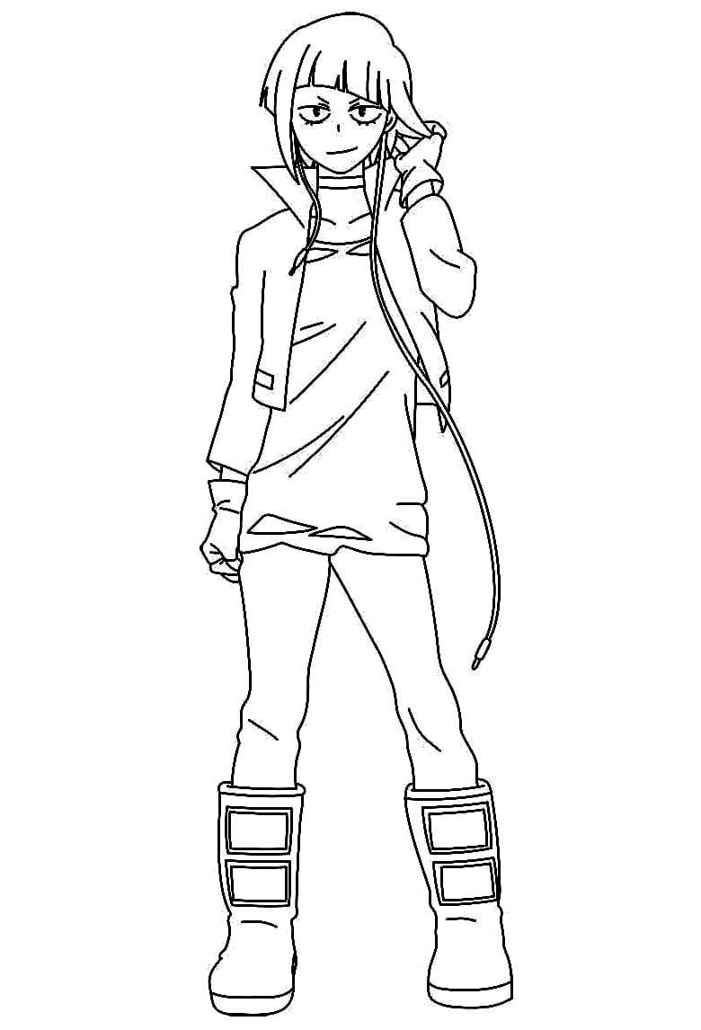 cool kyoka jiro