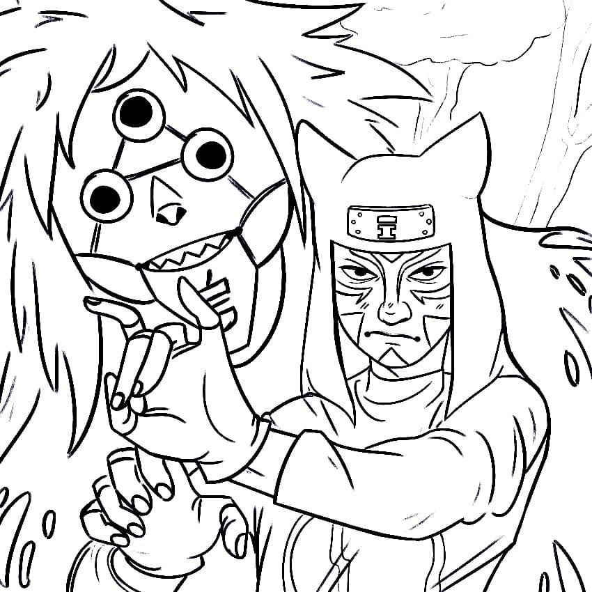kankuro fighting