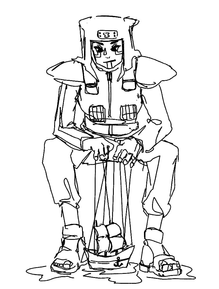 kankuro sketch