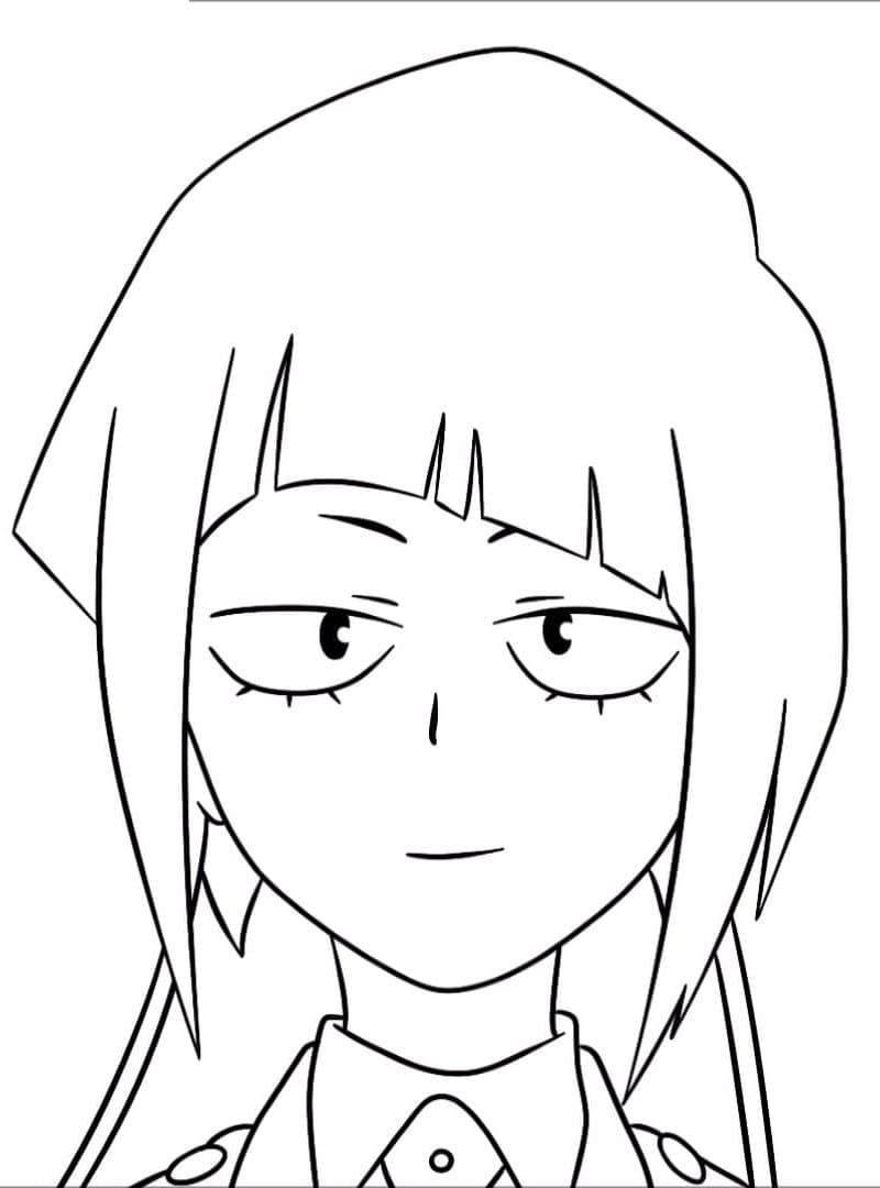 kyoka jiro smiling