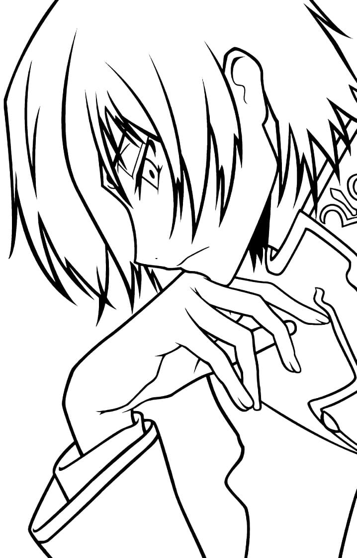 lelouch thinking