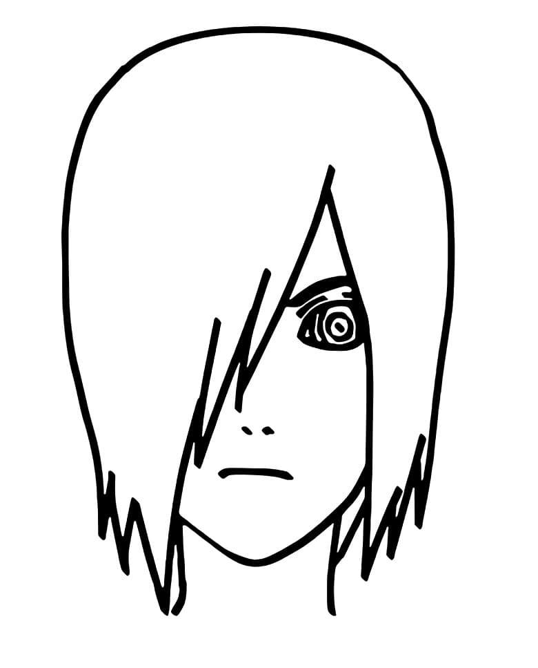 nagato's face