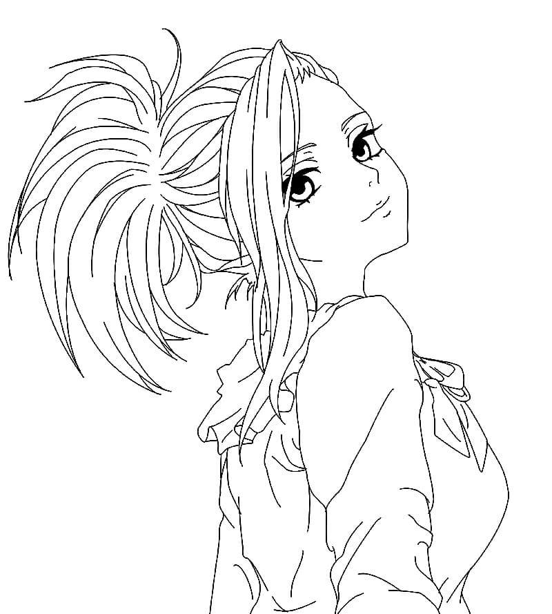 pretty momo yaoyorozu
