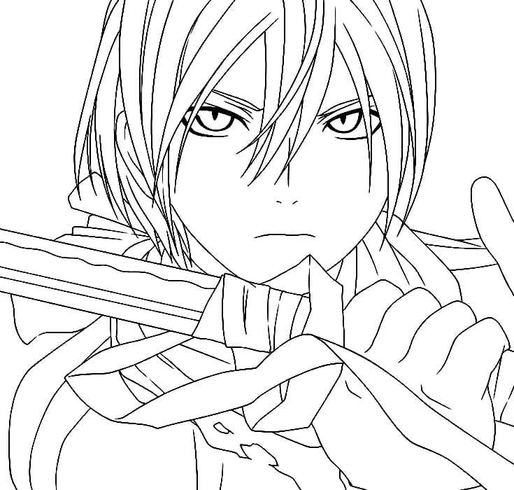 serious yato