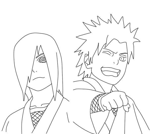 yahiko and nagato