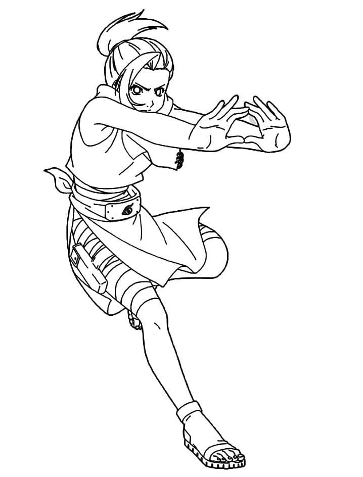 yamanaka ino attacks