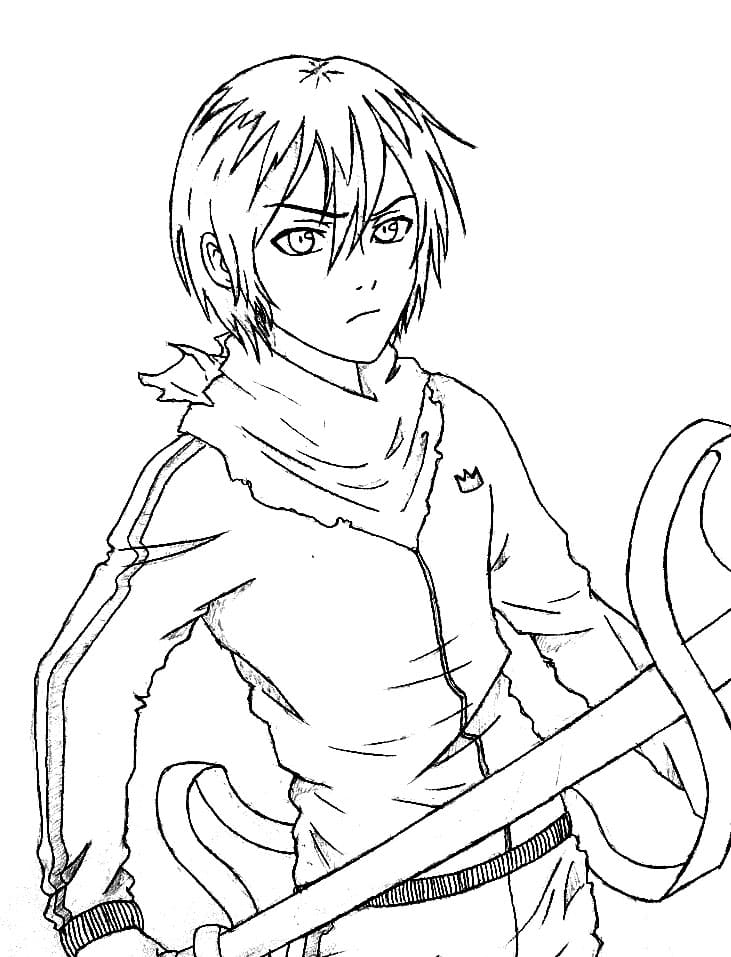 yato is cool