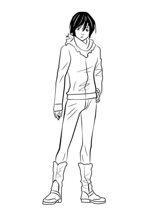 yato standing