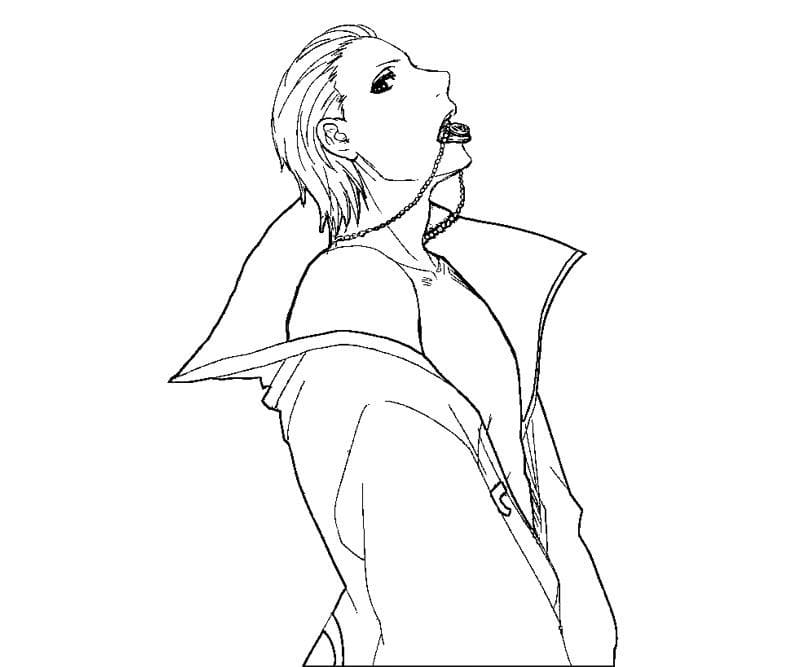 akatsuki hidan